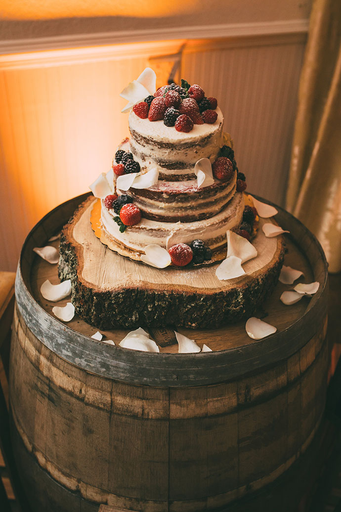 Highland Manor Cake