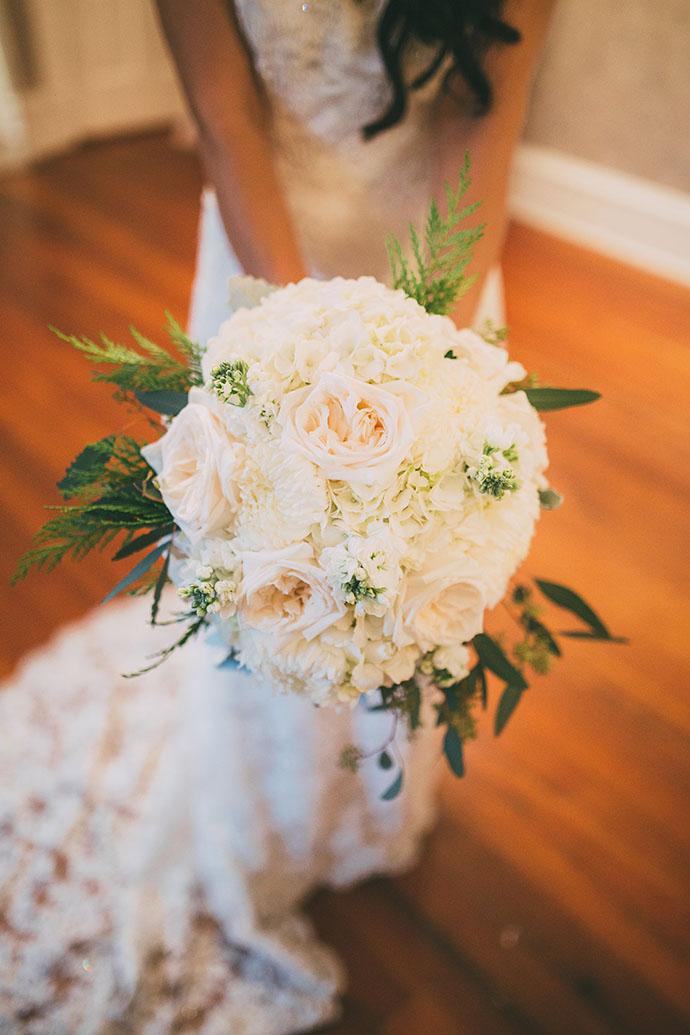 Highland Manor Bridal Bouquet