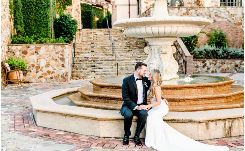 Bella Collina Elegant Wedding