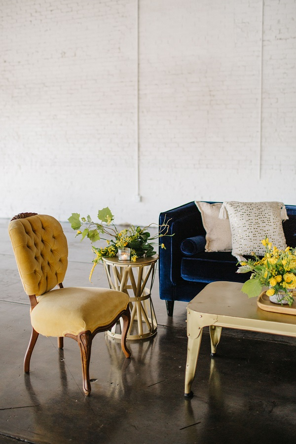 HAUS820-NAVY AND GOLD WEDDING