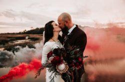 St Augustine Airbnb Marsh Fall Wedding