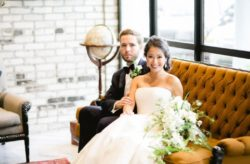 Tampa English Garden Wedding Editorial