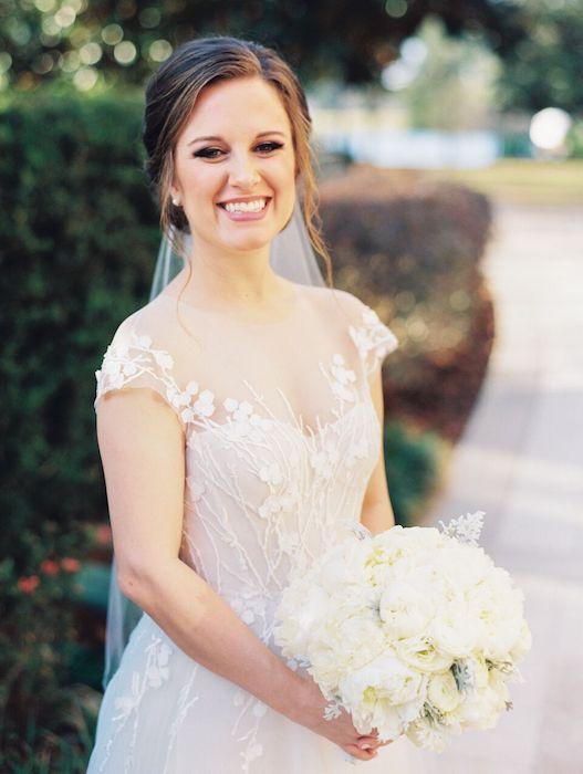 Ritz Carlton Orlando Bride