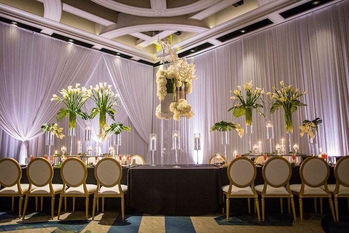 Ritz Carlton Orlando Reception
