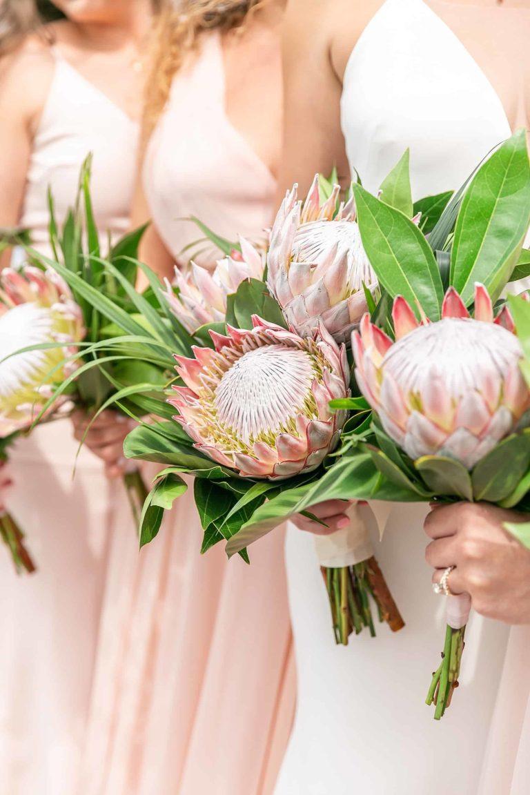 Riverside Pavillion Bridal Bouquets