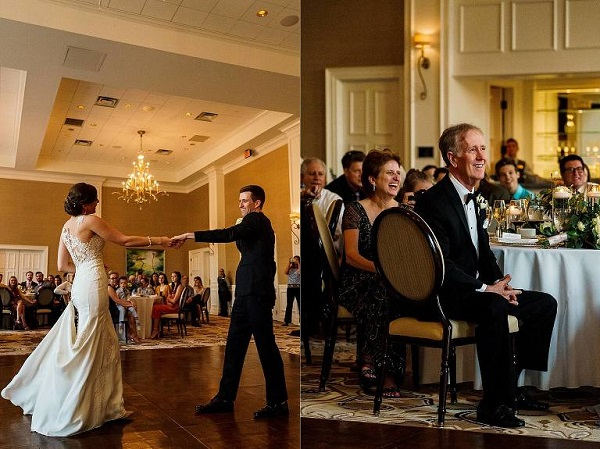 The Country Club or Orlando- A Chair Affair- Classic Wedding