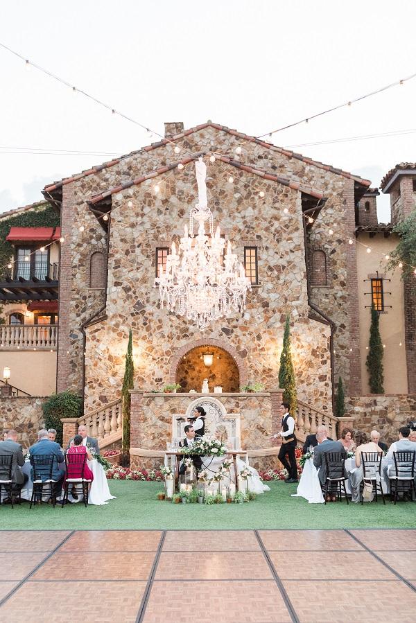 Bella Collina-Classic Pastels Wedding-A Chair Affair