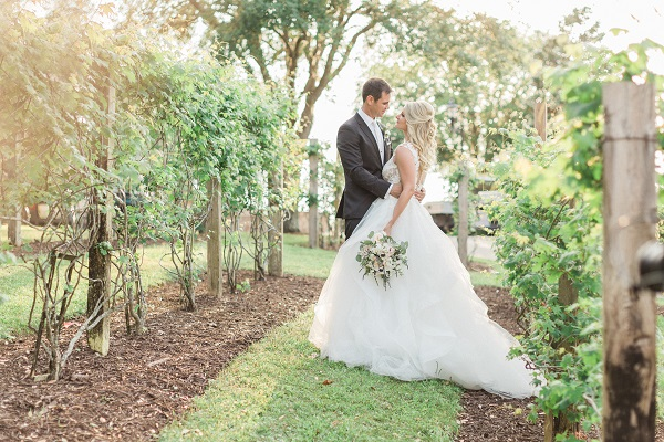 Classic Pastels Wedding at Bella Collina