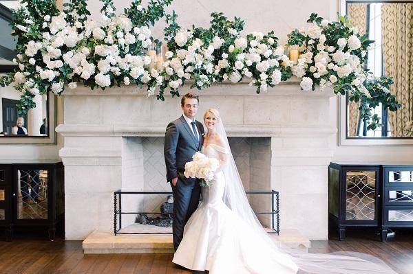 Country Club of Orlando-gold and ivory wedding-elegant wedding