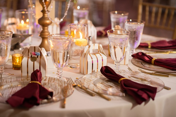 Highland Manor, Gold wedding, A Chair Affair
