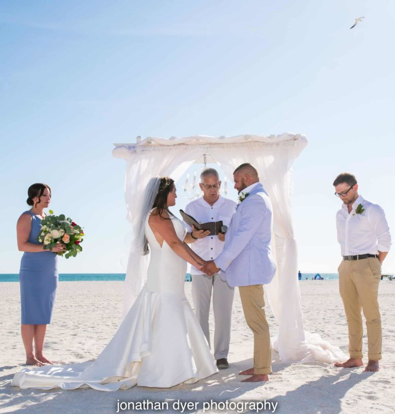 Sirata Beach Resort Ceremony