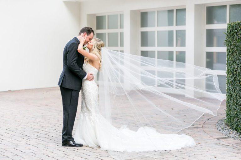 Alfond Inn bride and groom