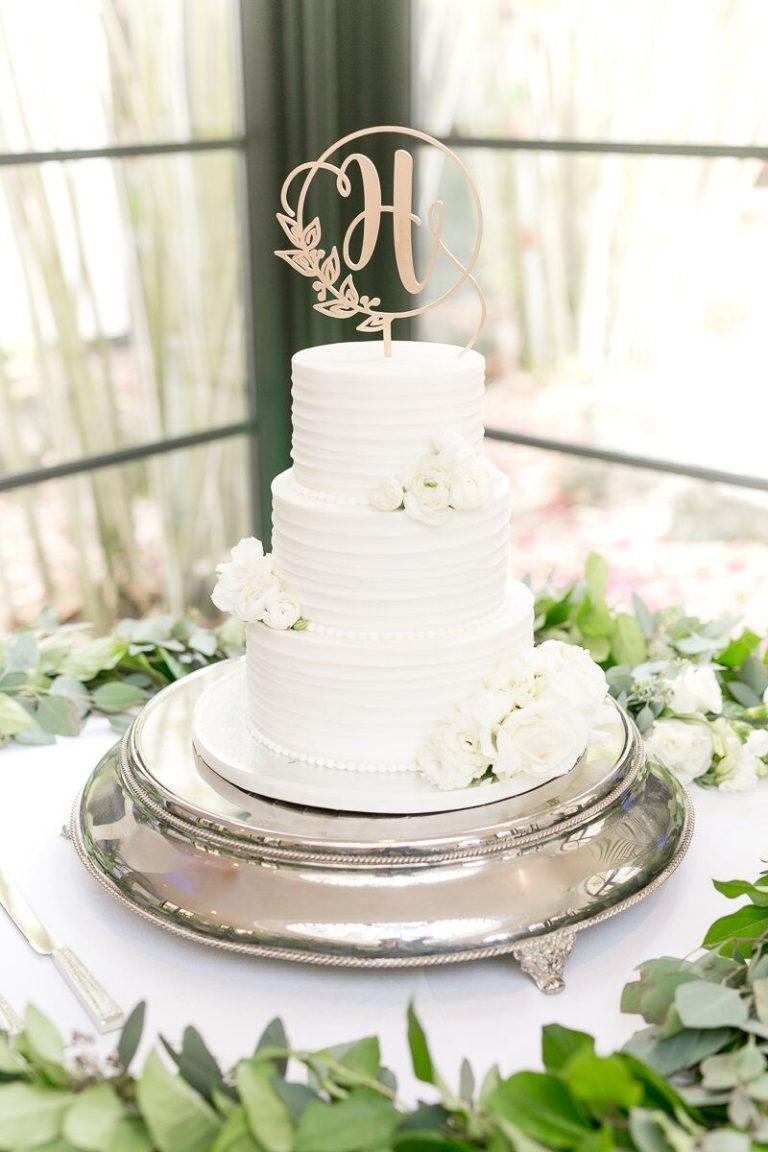 Alfond Inn wedding cake
