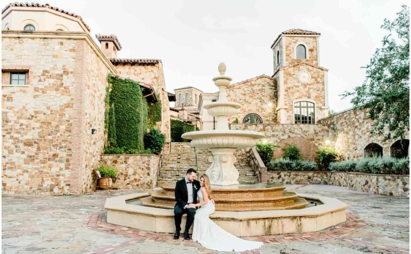 Bella Collina Sophisticated Wedding