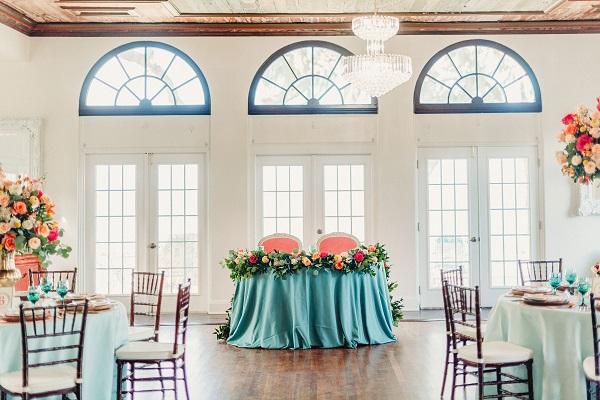 BellaCosa Lakeside- Spring Wedding Inspiration-A Chair Affair-Invitation