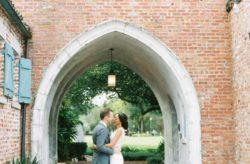 Casa Feliz Green and Blush Romantic Wedding