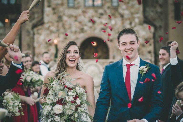 Bella Collina Wedding Ceremony Recessional