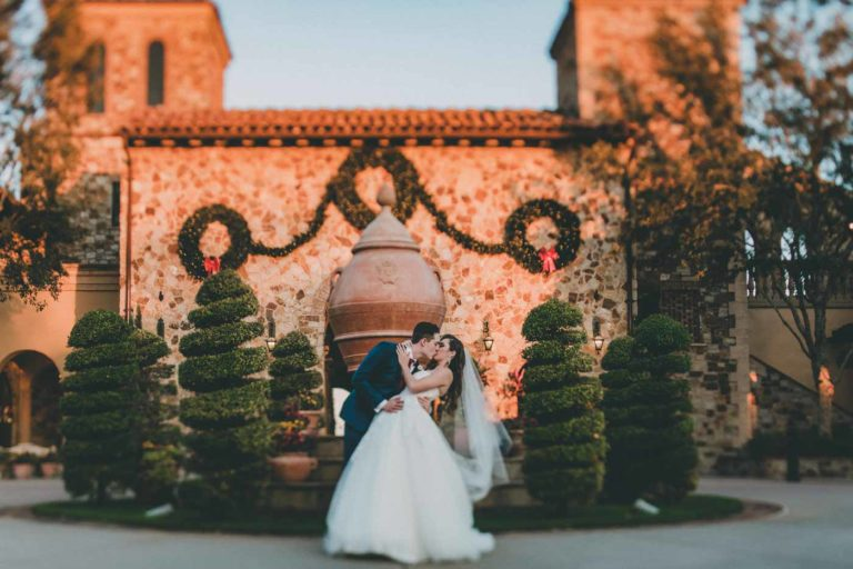 December Wedding at Bella Collina