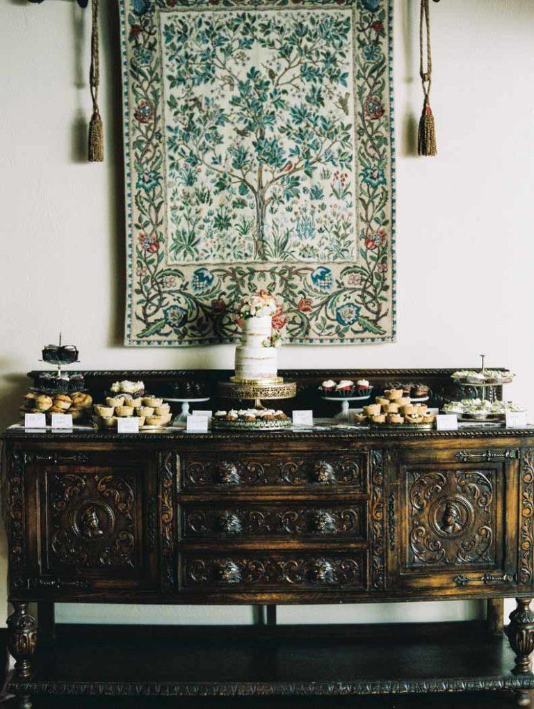 Reception Dessert Bar