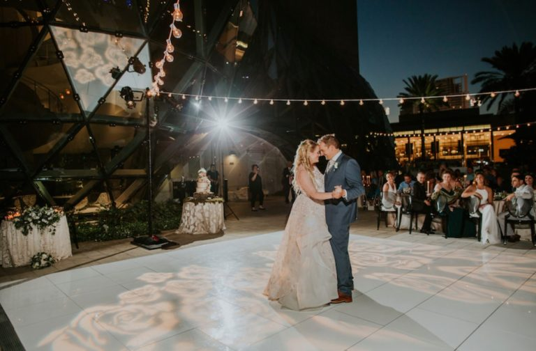 Station House St. Pete First Dance