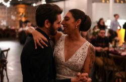 Vintage Sicilian and Spanish Wedding at CL Space
