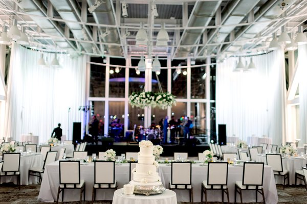 Dr Phillips Center Wedding- Classic Black and white wedding-a chair affair