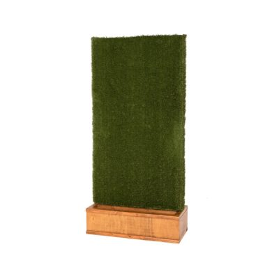 Grass Walls – Walnut Stain Base