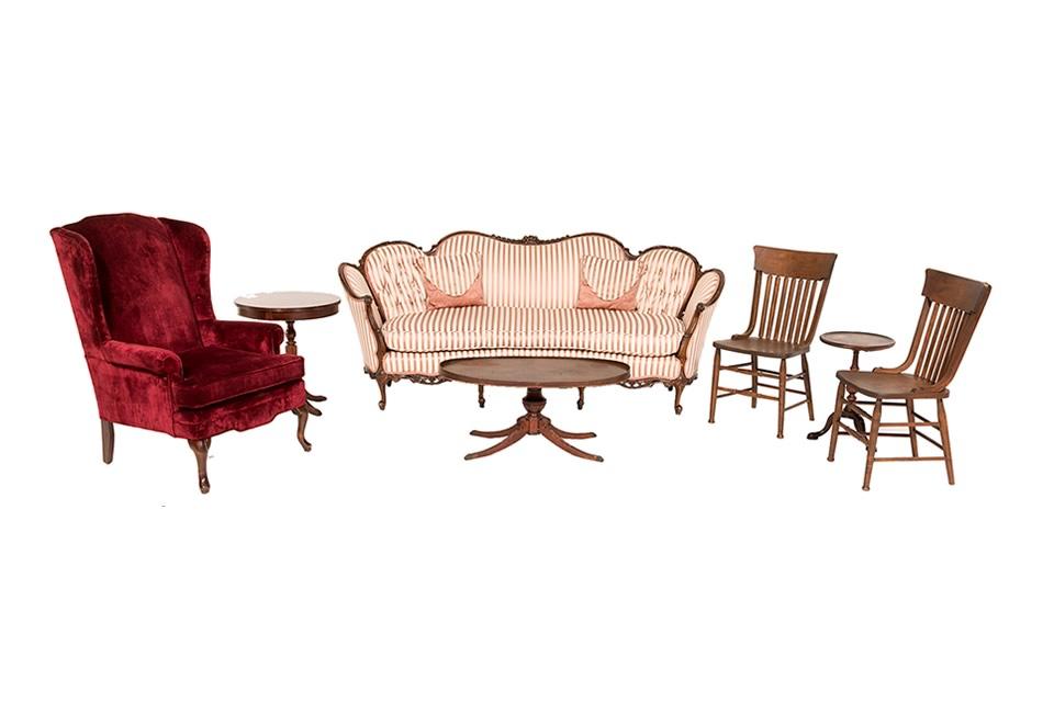 Han Solo and Princess Leia Collection 4 - A Chair Affair Rentals