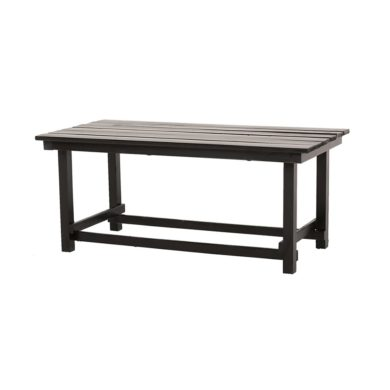 The Hank Coffee Table – Black