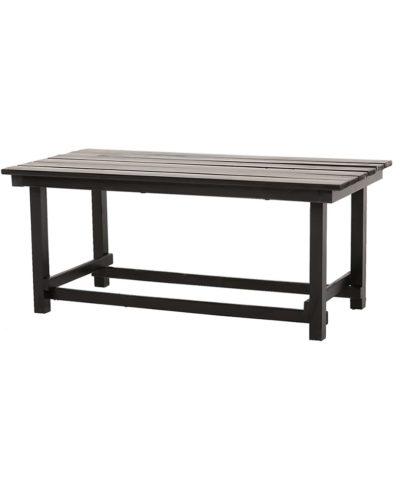 Hank Coffee Table – Black – A Chair Affair Rentals