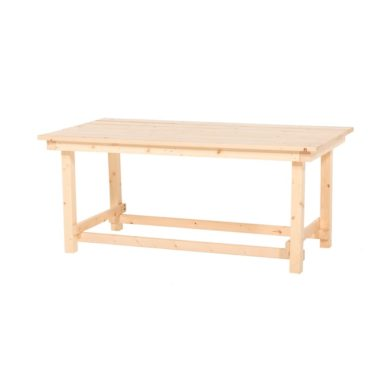 The Hank Coffee Table – Natural Wood