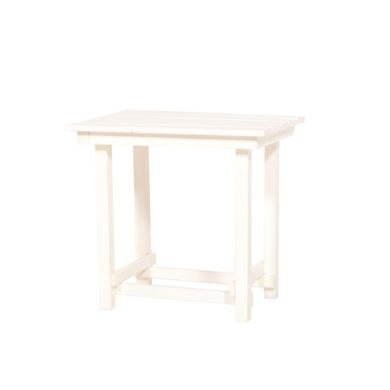 The Hank End Table – White