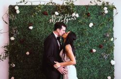 Romantic Garden Luxmore Grande Estate Wedding