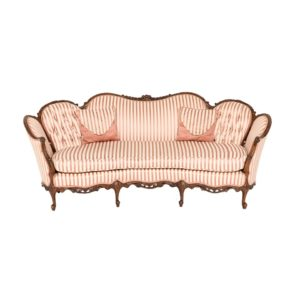 The Michelle Sofa - A Chair Affair Rentals