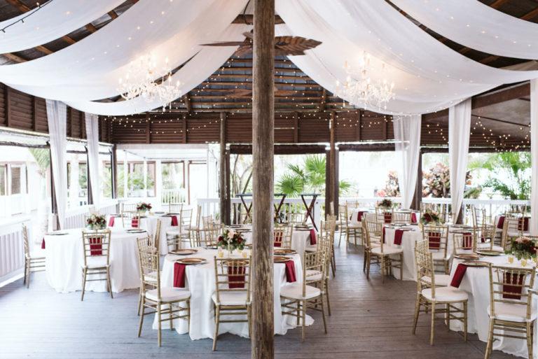 Paradise Cove Reception