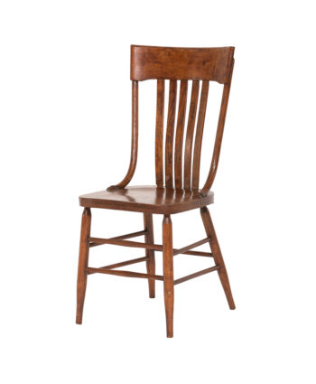 The Sabrina Wooden Chair - A Chair Affair Rentals