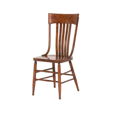 The Sabrina Wooden Chair
