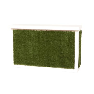 Grass Bar – White