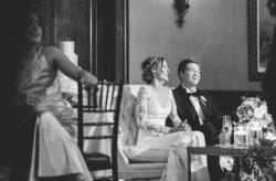 Elegant White and Gold TPC Sawgrass Wedding