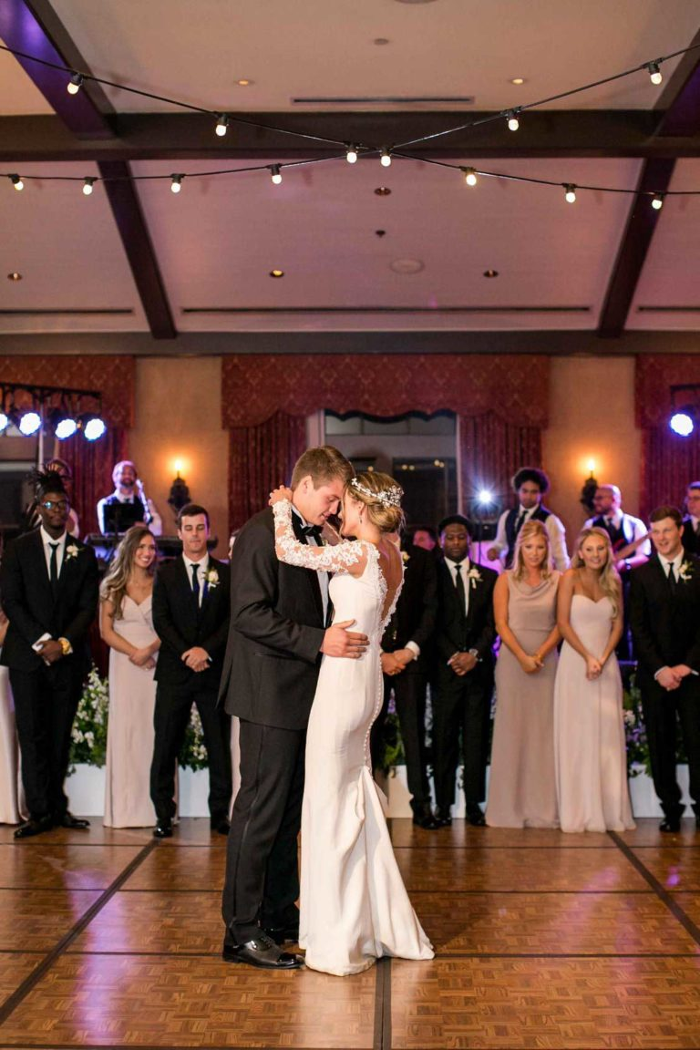 First Dance at TPC Sawgrass