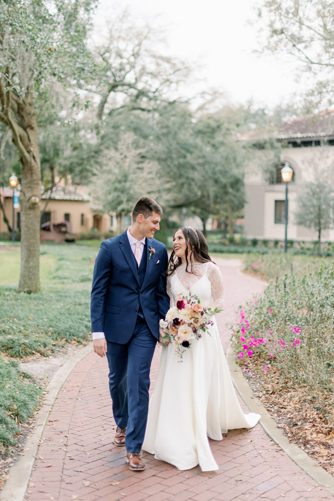 Rollins College Couple
