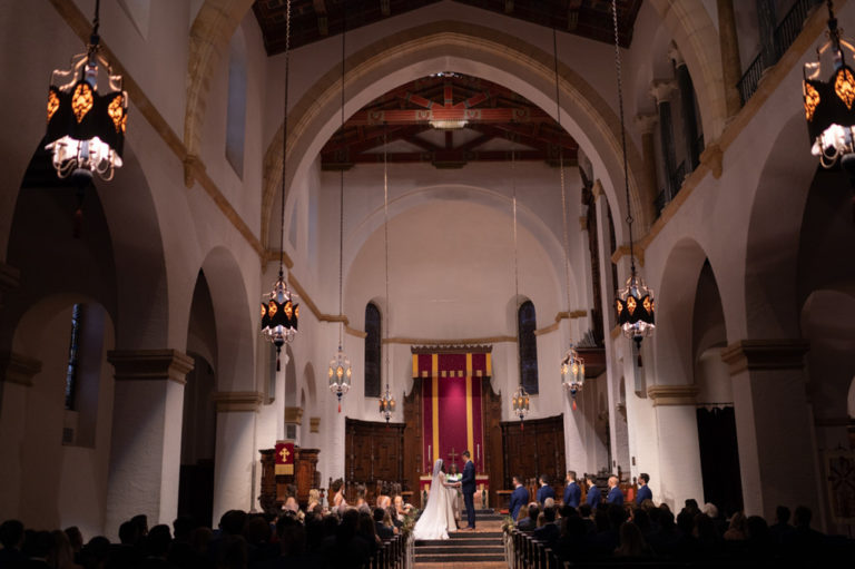 Rollins College Wedding