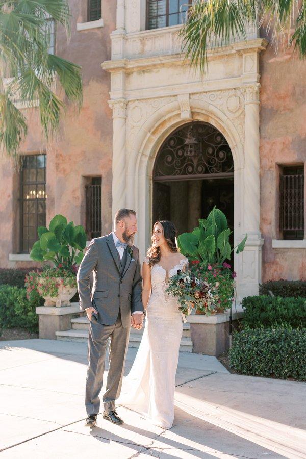Romantic Howey Mansion Wedding-A Chair Affair