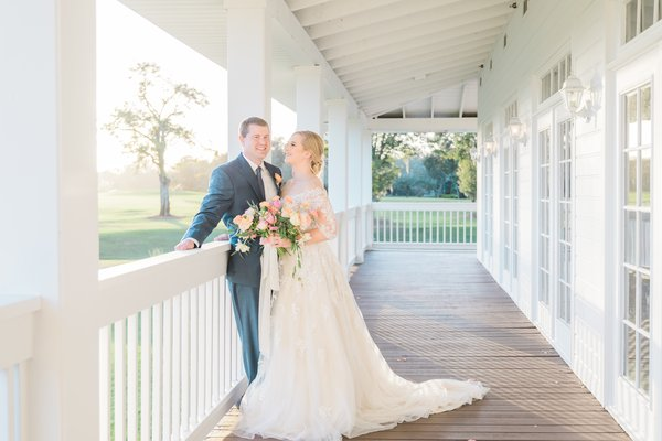 Tuscawilla Country Club Spring Wedding Styled Shoot