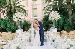 Enchanted Garden Wedding at The Vinoy