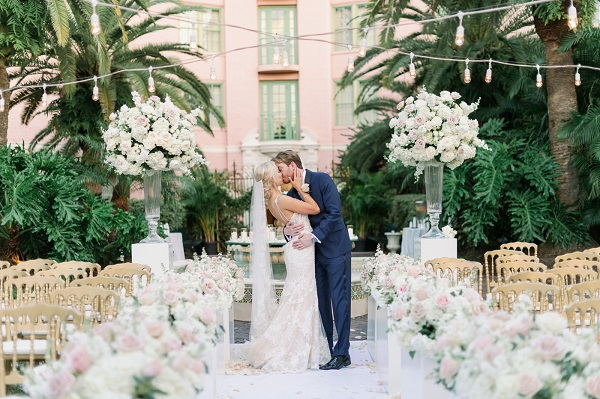 Enchanted Garden Wedding at The Vinoy