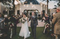 Garden and Rustic Farmhouse Wedding