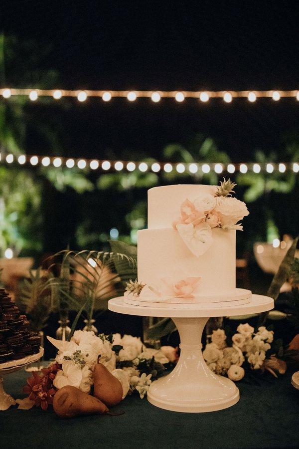 Boho Chic Beachside Wedding-