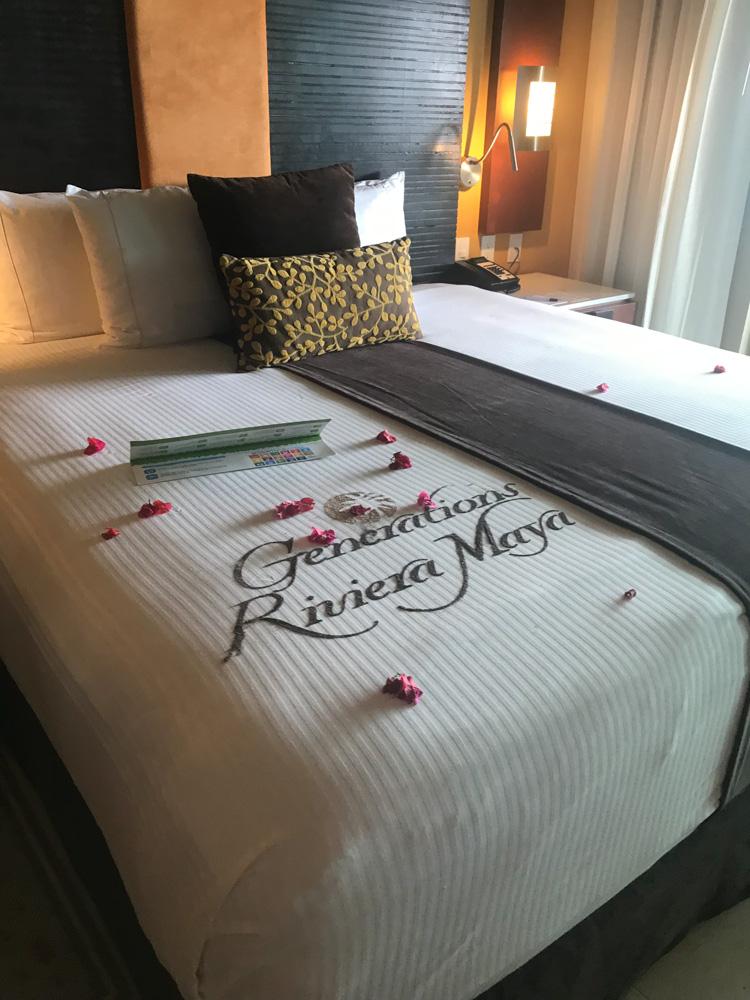Generations Riviera Maya Bed
