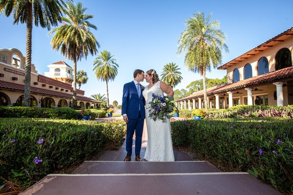 Kid Friendly Mission Inn Resort Wedding